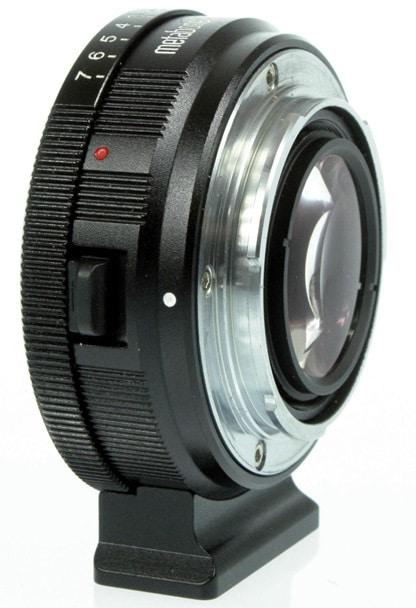 Metabones-Ultra-Adapter von Nikon-F-