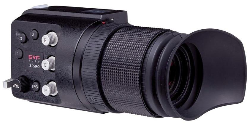 Der bisher einzige HD-Sucher mit der vollen gungsmöglichkeiten für Monitor, Mikrofon 1920x1080-Auflösung