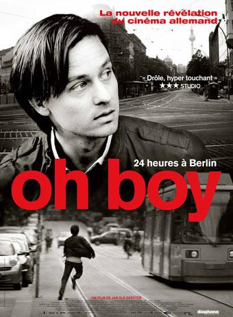 Das Filmplakat von Oh Boy