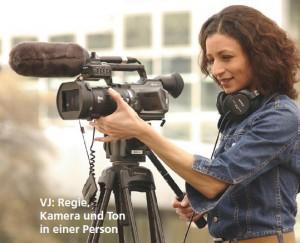 Kamerafrau