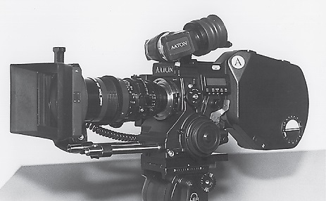 S-16/16 Schulter/Stativ-Filmkamera