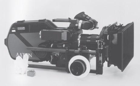 S-35/35 Schulter/Stativ-Filmkamera