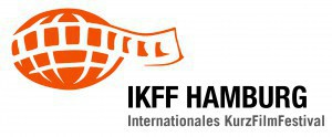 Logo des Internationalen Kurzfilm Festivals Hamburg
