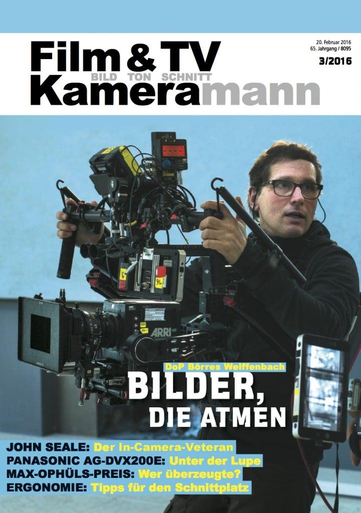 Kameramann März 2016