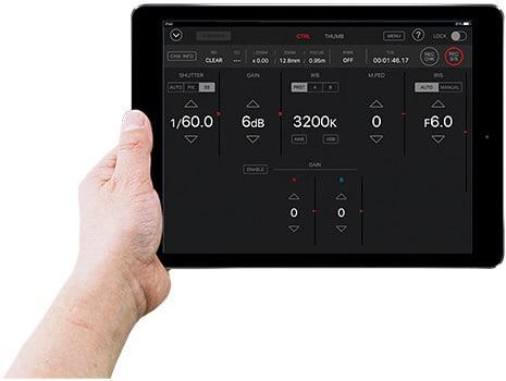 Panasonic AG ROP iPad App