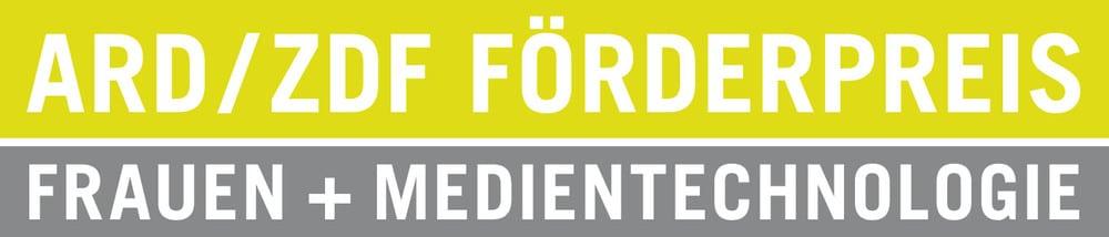 ARD / ZDF Förderpreis Logo