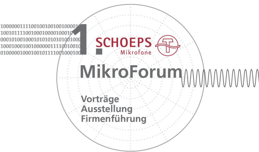 Schoeps MikroForum Logo