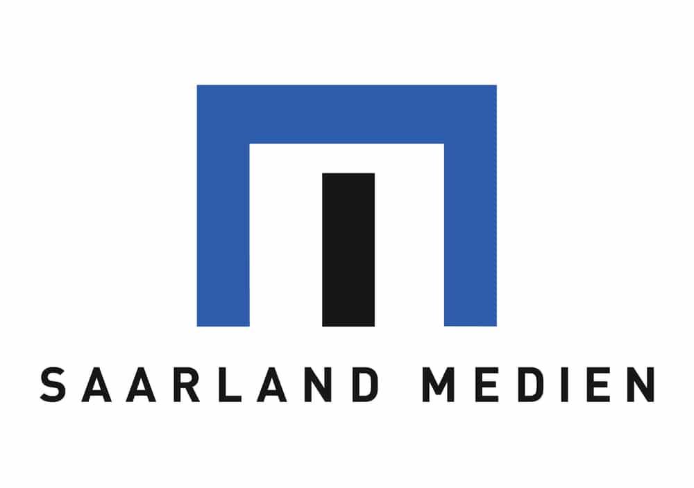 Logo der Saarland Medien GmbH