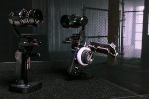 Die DJI Osmo Pro RAW in verschiedenen Konfigurationen