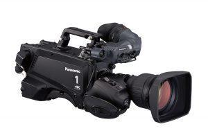 Panasonic 4K Studiokamera AK-UC3000
