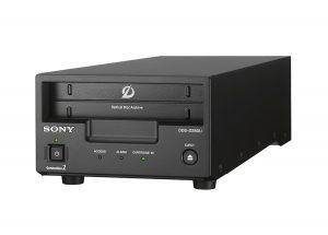 Das Sony ODS-D280U-Laufwerk zur Datenarchivierung