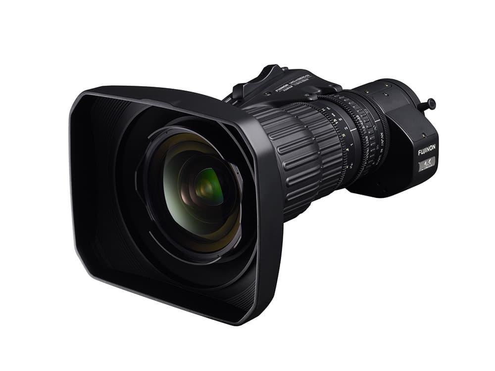 Das Fujinon UA13x4.5BE Objektiv