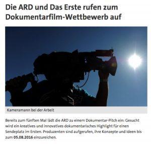 ARD Dokuwettbewerb