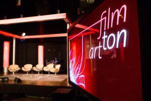Filmtonart in den Studios des BR.
