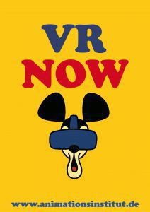 Logo VR NOW_©Animationsinstitut