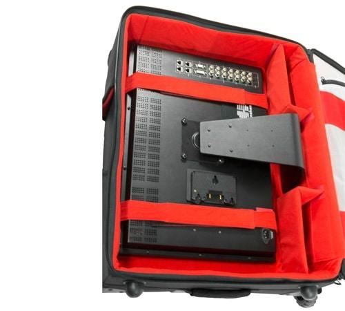 FSI Rolling Trolley Case 27