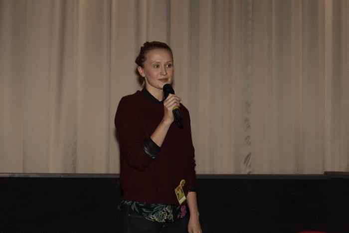 Julia Scheck 2013
