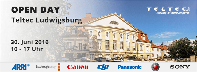 Teltec Open Day in Ludwigsburg