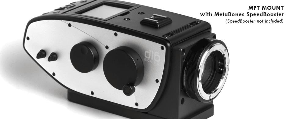 Eine D16 von Digital Bolex