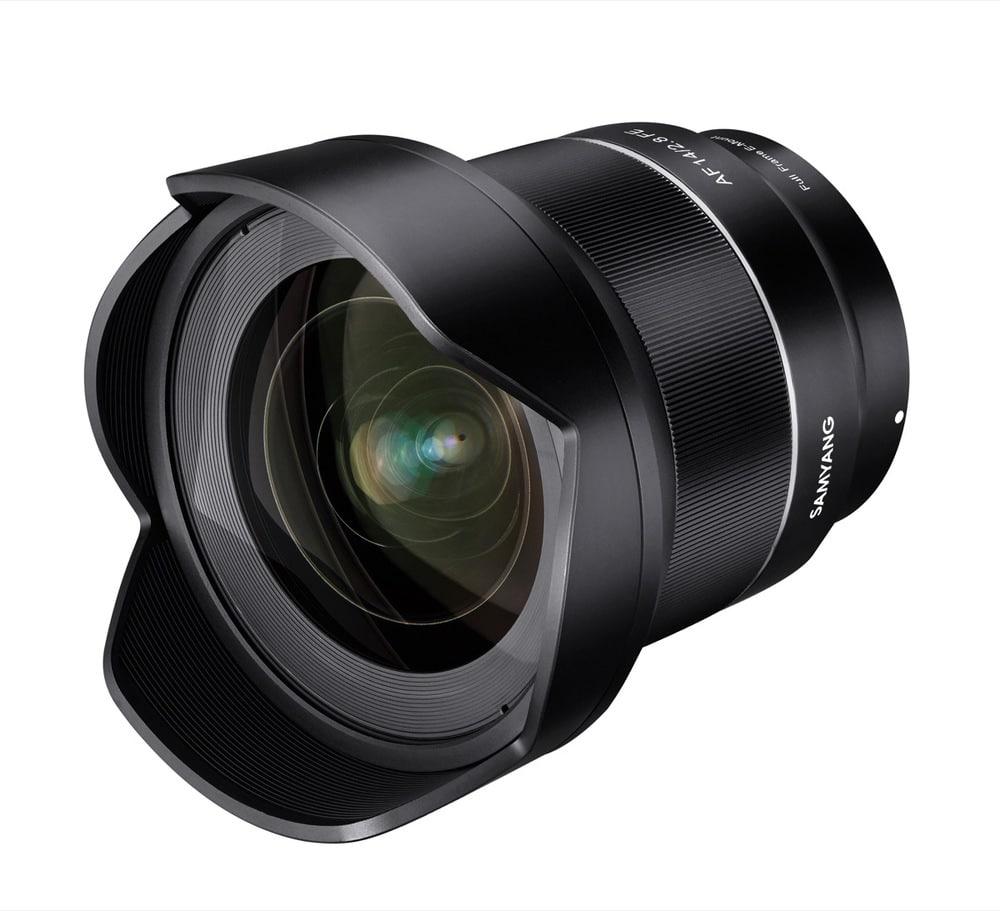 Samyang 14mm f2,8 mit Sony FE Mount