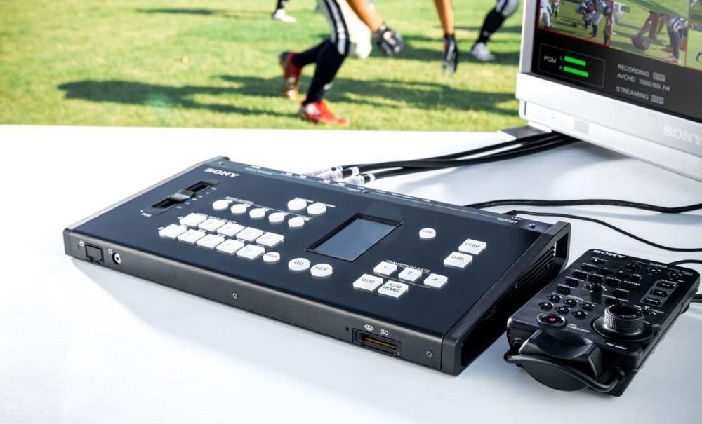 Sony MCX-500 Mischer