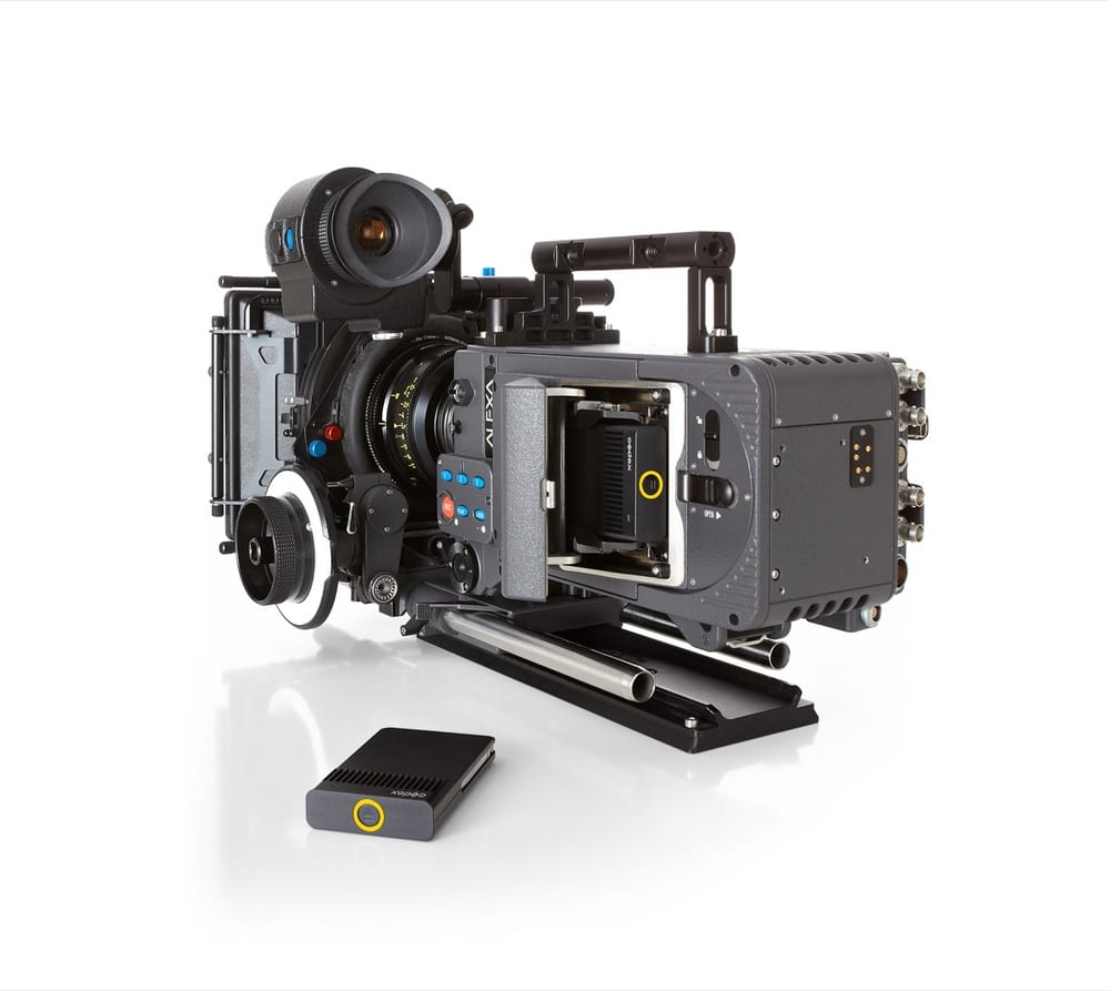 Codex Capture Drive an der ARRI Alexa XT