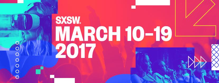 Logo SXSW Festival 2017