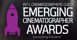 Logo Emerging Cinematographer Award 2016