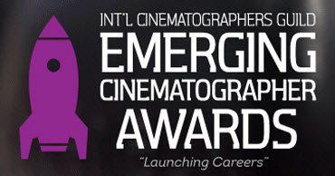 Logo Emerging Cinematographer Award 2016