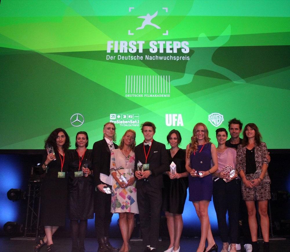 First Steps Award 2016