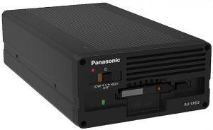 Der Panasonic Express P2-Kartenleser