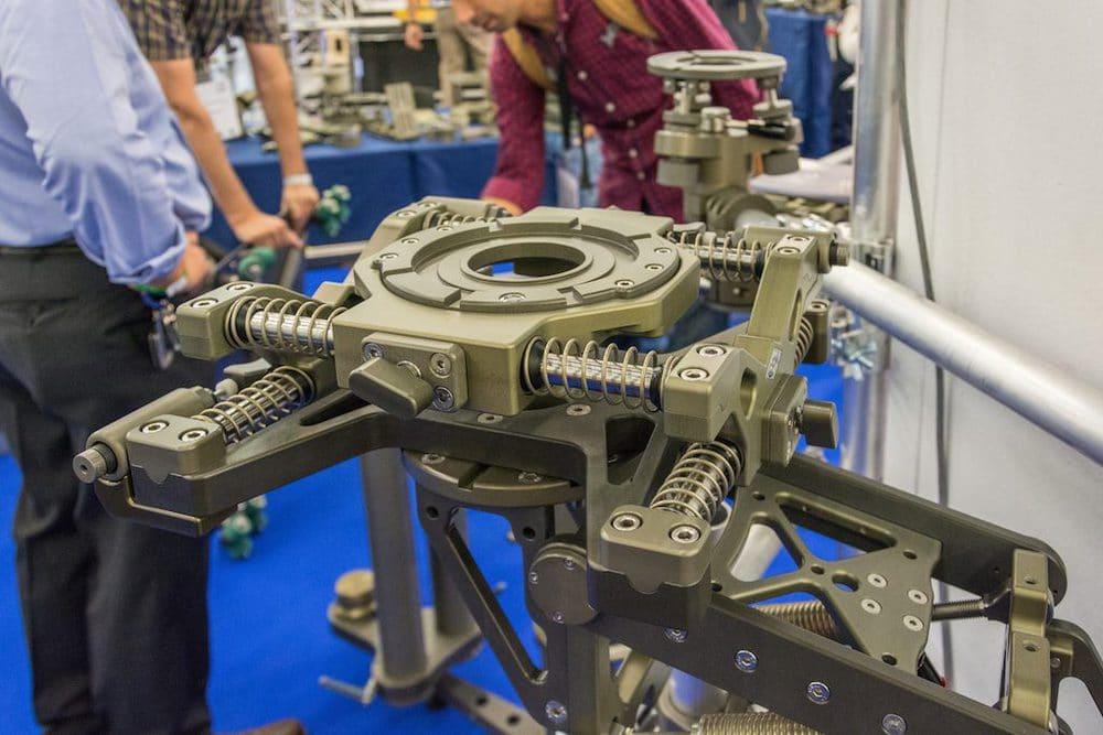GFM, Grip Factory Munich, Vibration Isolator