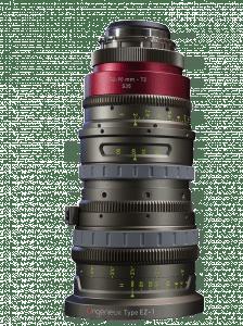 Das neue EZ-1 Objektiv von Angénieux