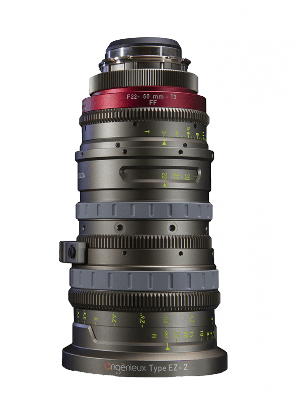 Das Neue Angénieux EZ-2 Objektiv
