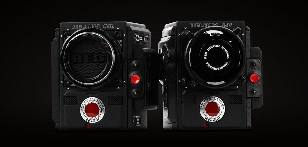 Die beiden neuen Kameras aus dem Hause Red