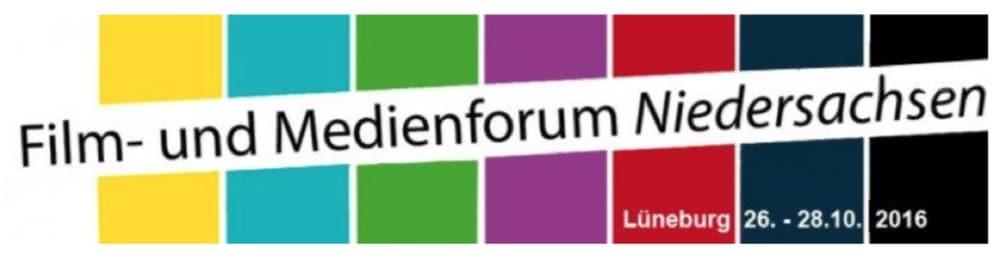 Logo Film und Medienforum Niedersachsen 2016