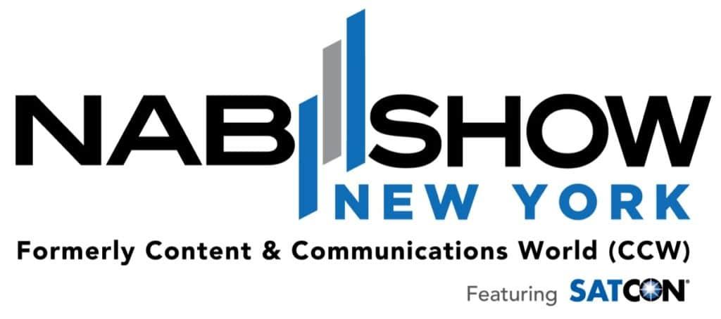 Logo NAB New York 2016