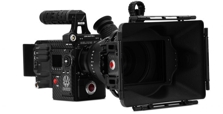 Die neue Red Weapon 8K S35 im Cine-Kit