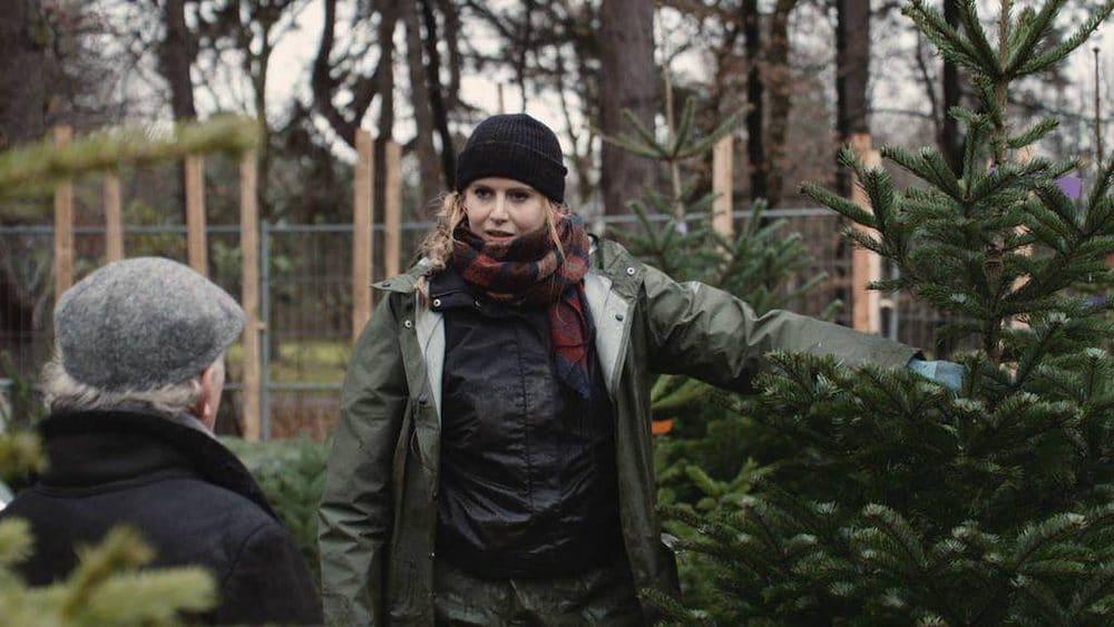 """Screenshot aus dem Film """"Ein Mann wie ein Baum"""""""