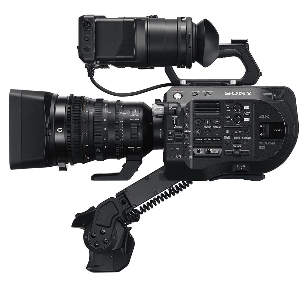 Der PXW-FS7 II Camcorder