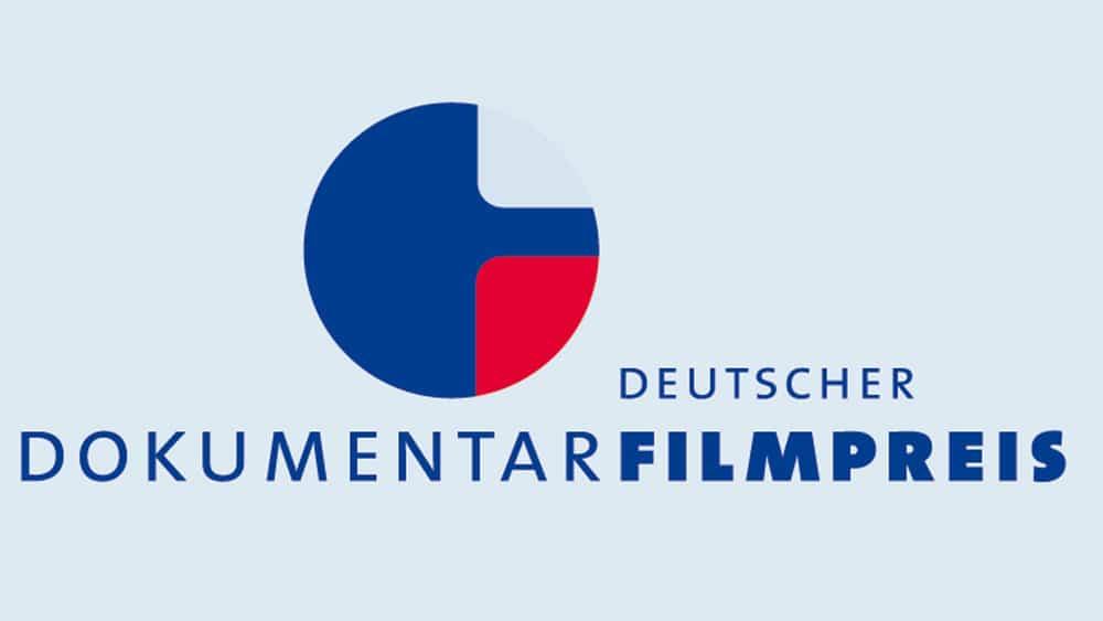 Logo Deutscher Dokumentarfilmpreis