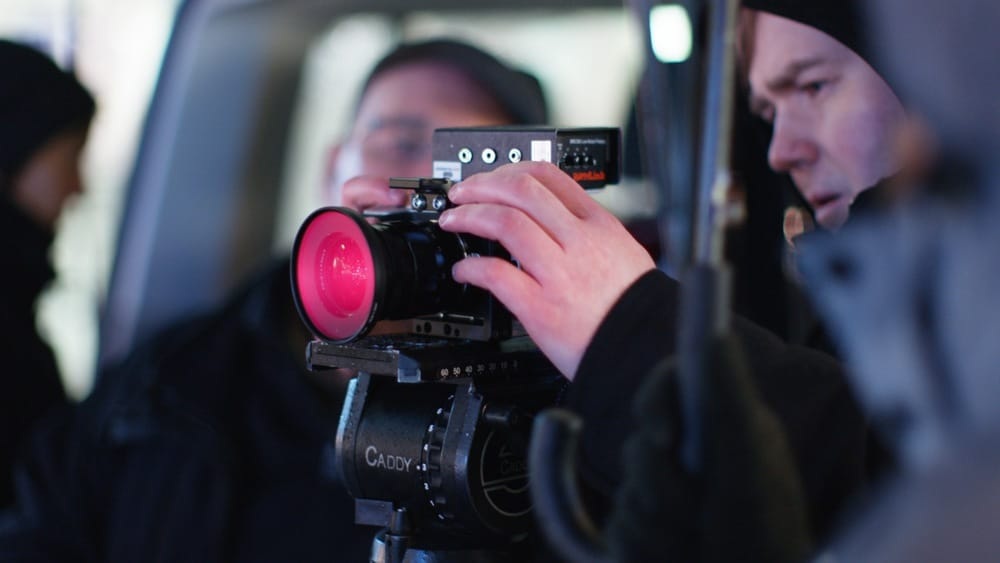 Zeit ist ein kritischer Faktor, wenn elf Kameras je zweimal drankommen müssen.