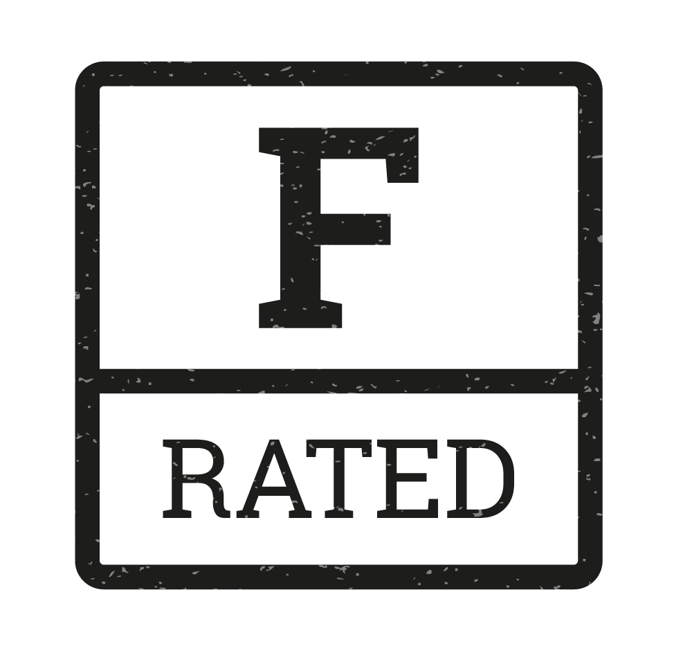 F-Rated steht für Gleichberechtigung im Filmgeschäft.