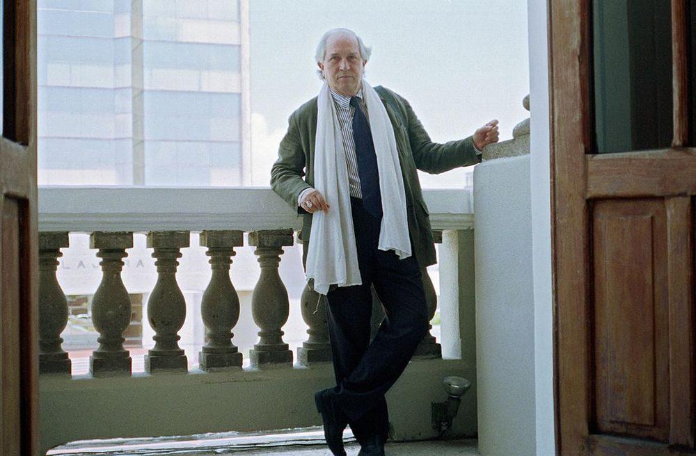 Vittorio Storaro bei dem Internationalen Filmfestival in Guadalajara.