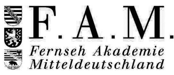 F.A.M. Fernseh Akademie Mitteldeutschland e.V.