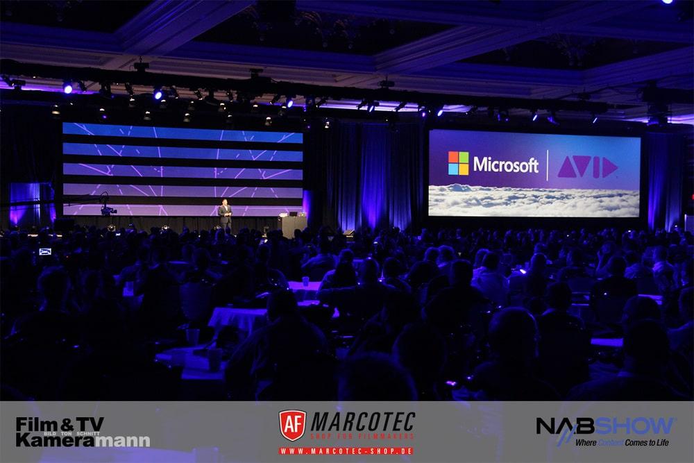 NAB 2017: Avid und Microsoft werden Cloud-Partner
