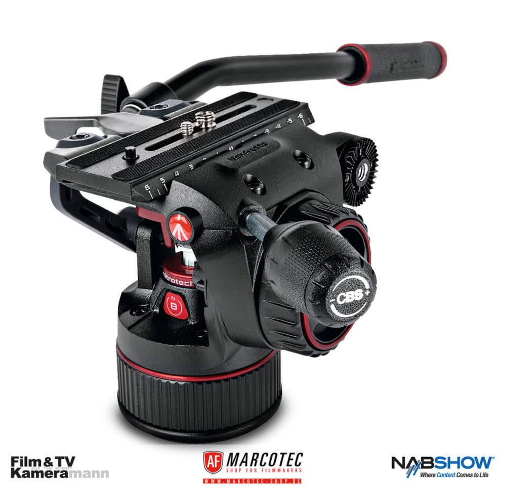 Der Neue Manfrotto Nitrotech Fluid-Videokopf