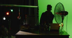 Ein Screenshot aus der X-OCN-Testsituation, hier eine Low-Light-Aufnahme.