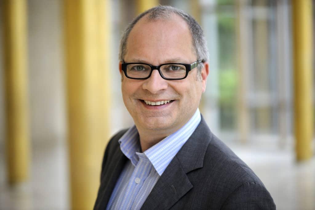 Jörg Rheinländer übernimmt die Leitung des neuen Programmbereiches Hesseninformation.