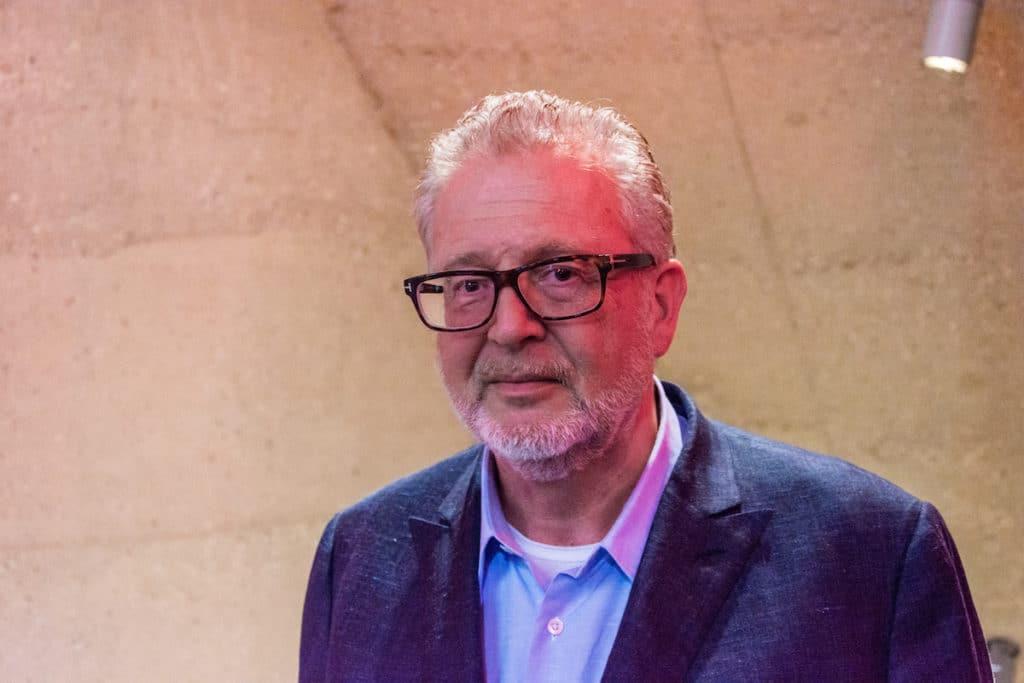 Filmproduzent Martin Moszkowicz